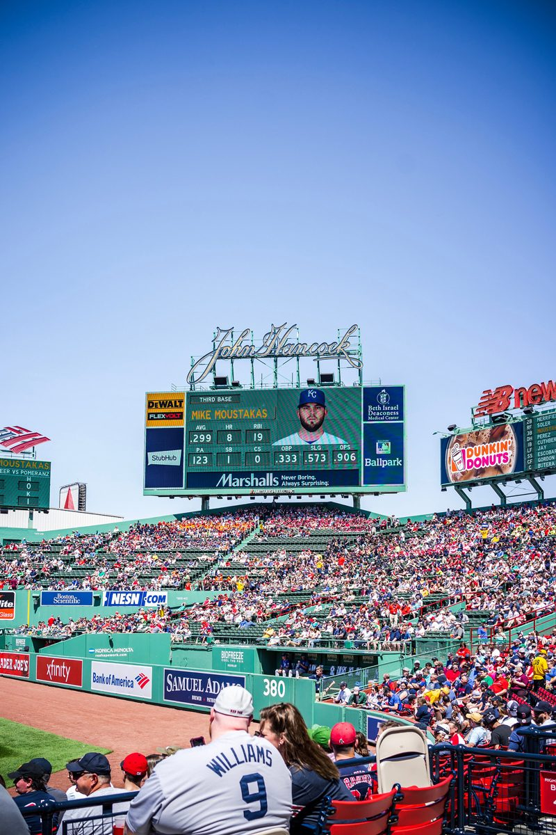 Fenway Park - Boston Travel Guide: Things to Do & Where to Eat by popular DC travel blogger, Alicia Tenise