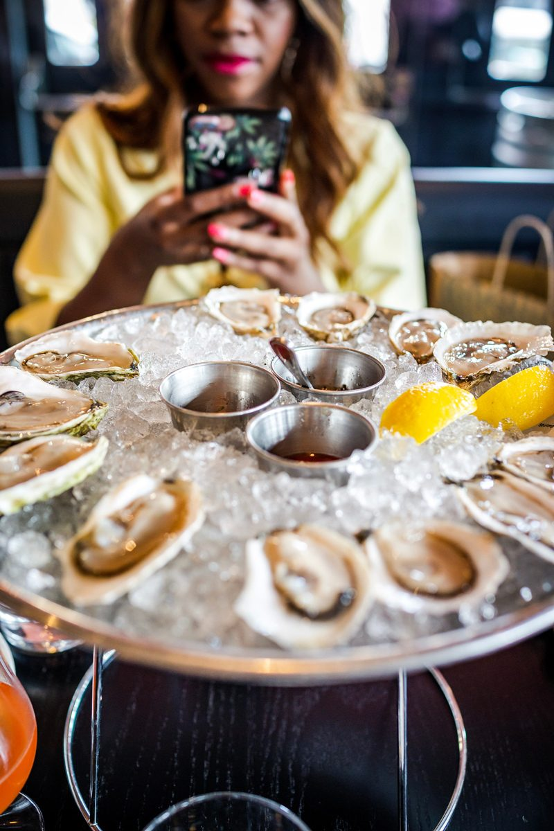 Row 34 Boston - Boston Travel Guide: Things to Do & Where to Eat by popular DC travel blogger, Alicia Tenise