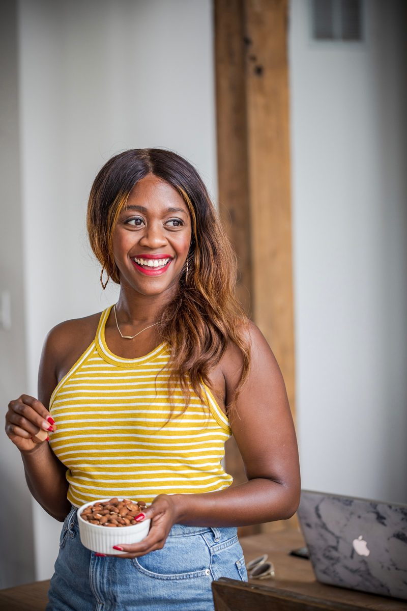 How To Stay Motivated As An Entrepreneur featured by popular D.C. lifestyle blogger Alicia Tenise