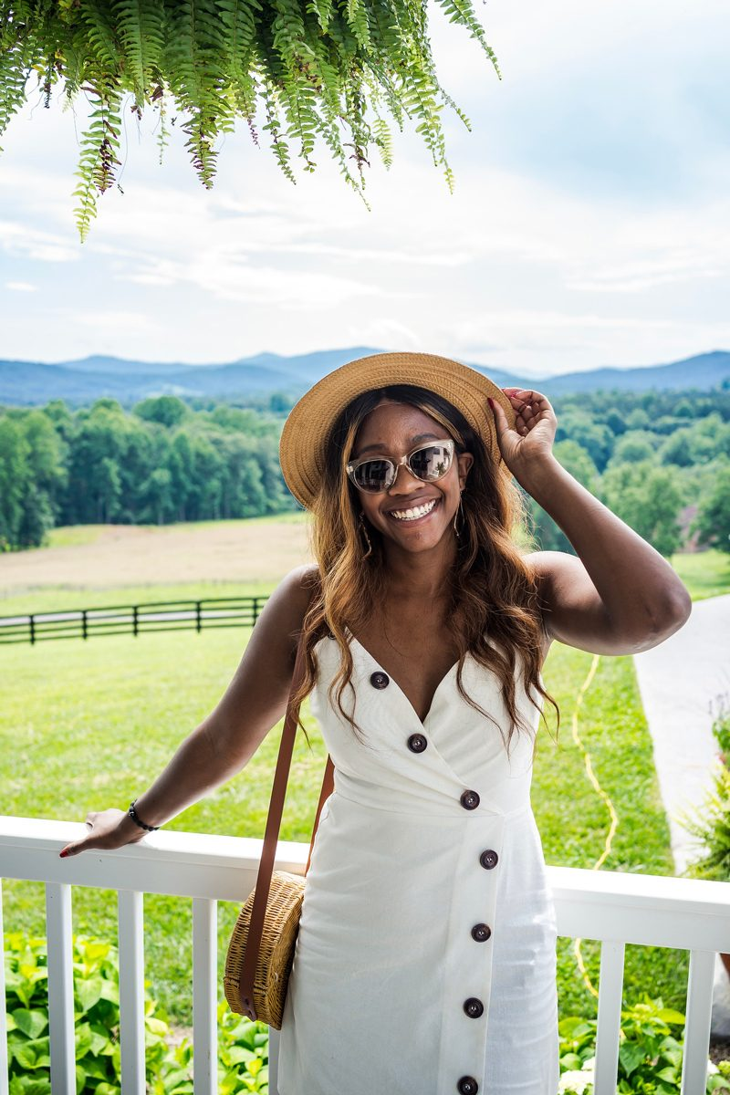 What to Wear during a Heat Wave - 4 Reasons Why Moving To A New Place Helped Me Grow featured by popular DC blogger Alicia Tenise