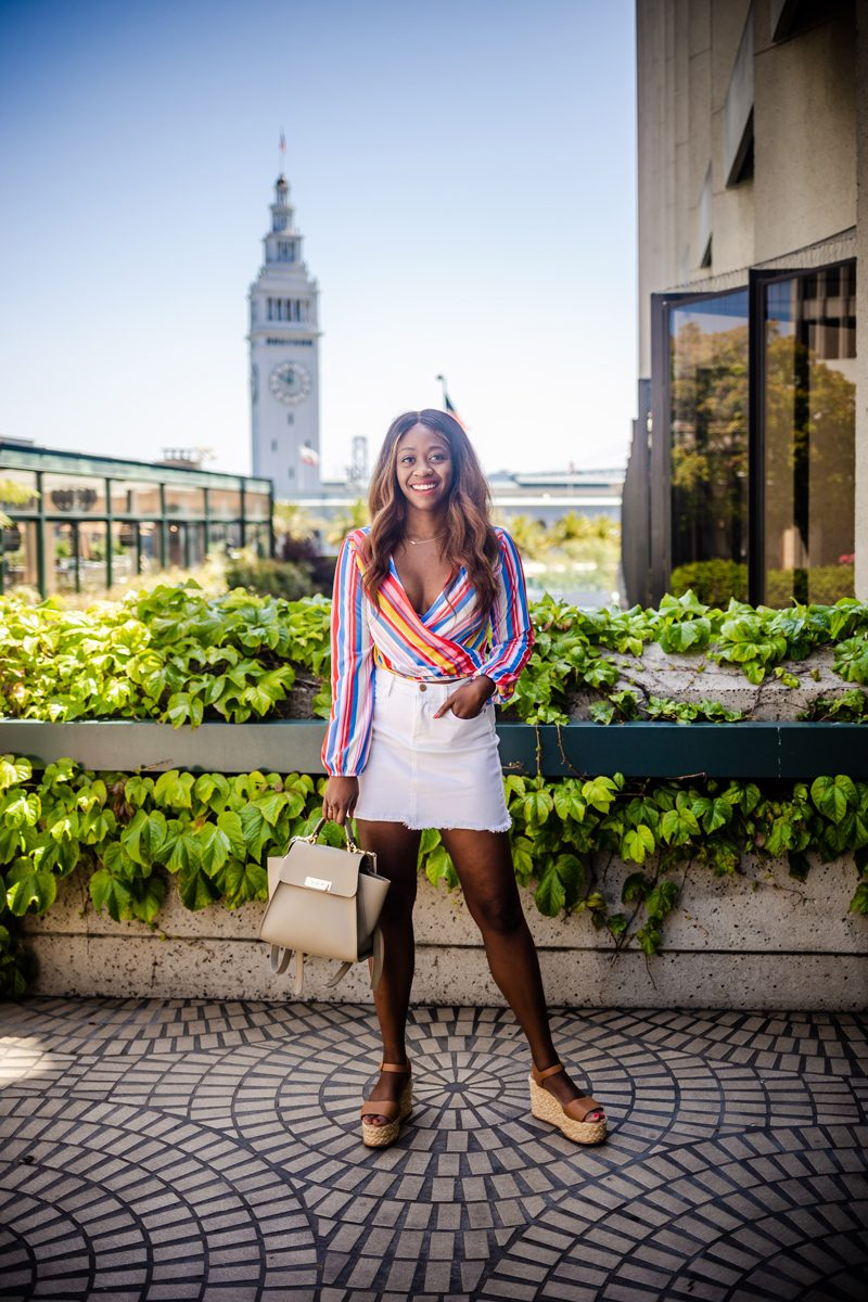Location - Our Home Away From Home: The Hyatt Regency San Francisco featured by popular DC travel blogger Alicia Tenise