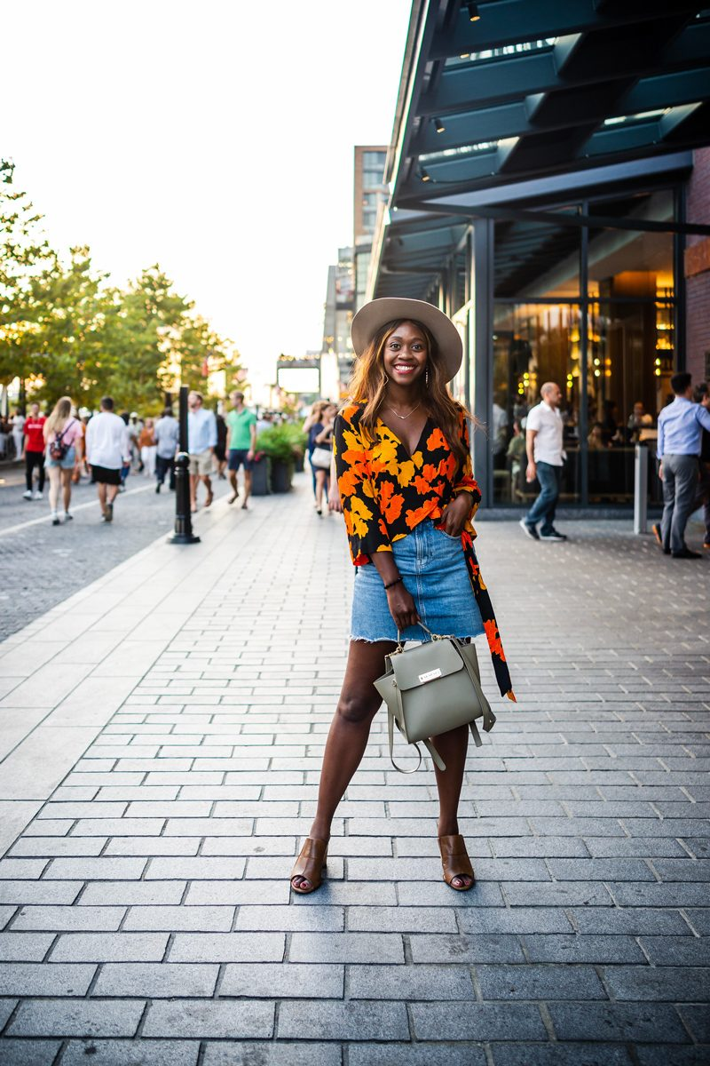 What to Wear to a Festival, Zac Zac Posen Eartha Bag - Music Festival outfit featured by popular DC style blogger, Alicia Tenise