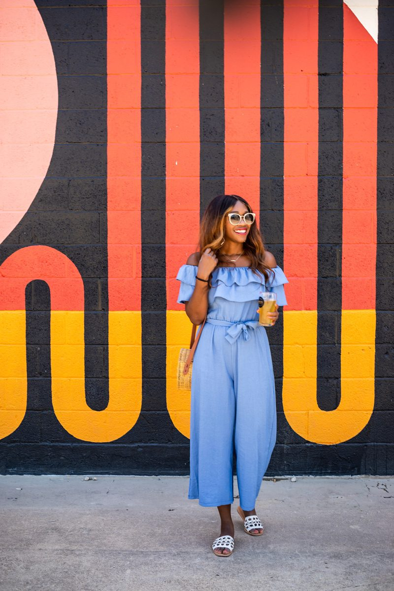 Warby Parker Cleo Sunglasses - What to Do When You're Feeling Deflated featured by popular DC life and style blogger Alicia Tenise