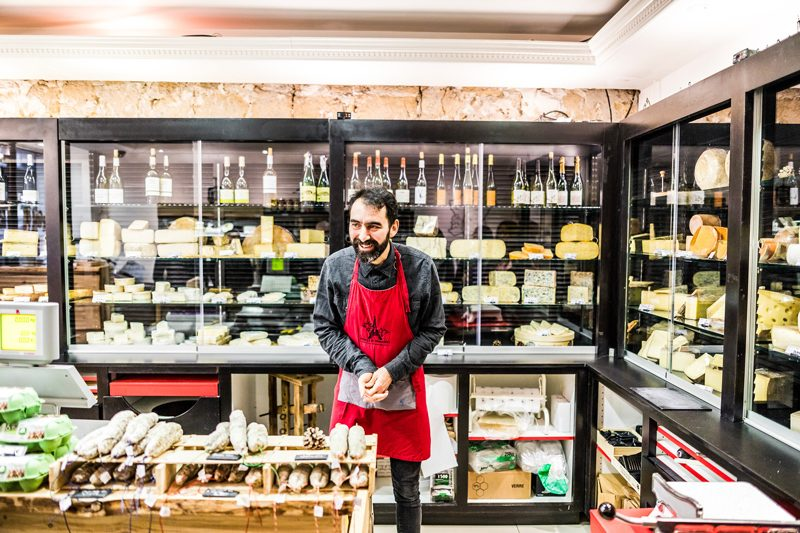 Cheese Tasting in Paris - Paris Travel Guide: Things to Do, See and Eat featured by popular Virginia travel blogger Alicia Tenise