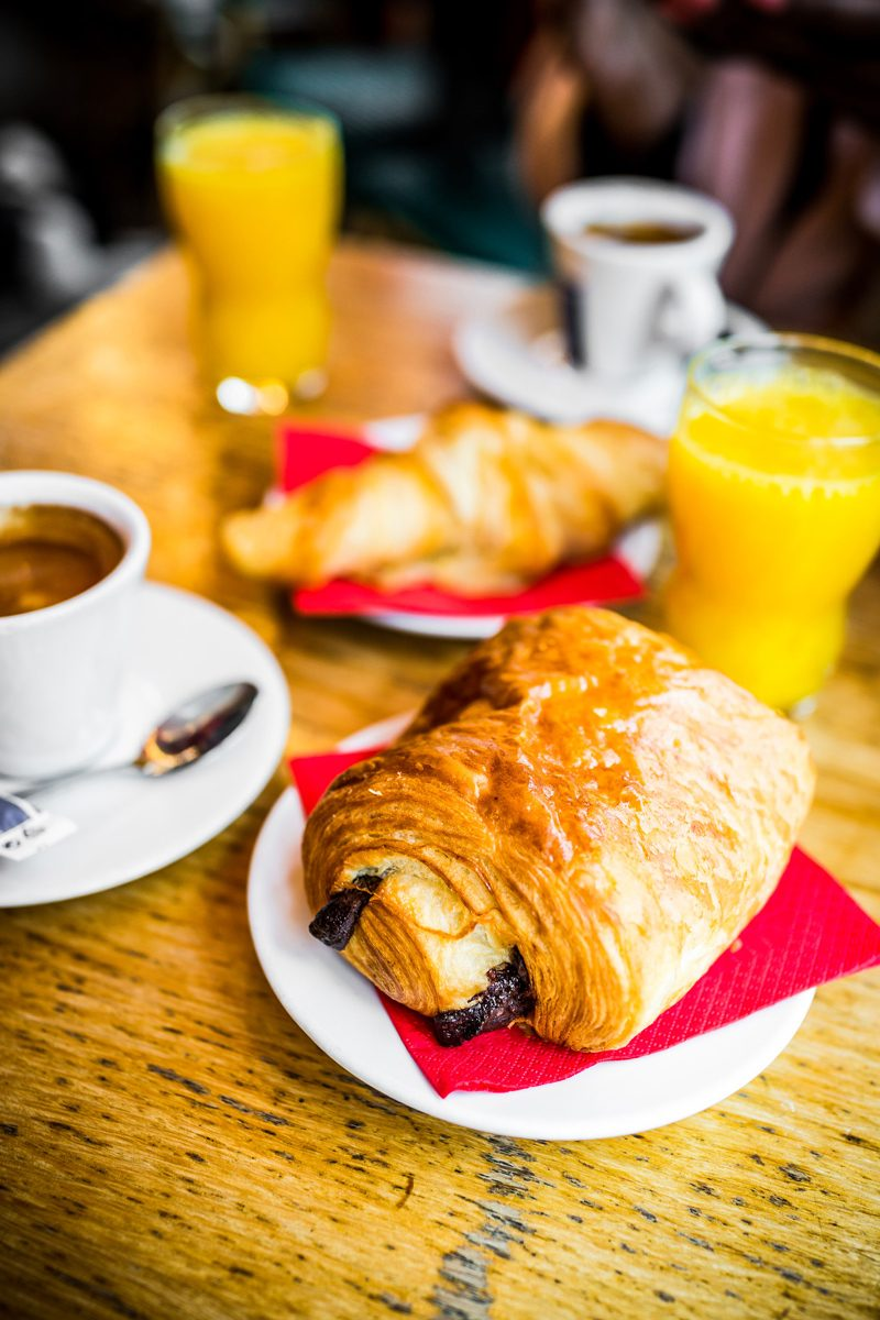 Le Petit Baiona Paris - Paris Travel Guide: Things to Do, See and Eat featured by popular Virginia travel blogger Alicia Tenise
