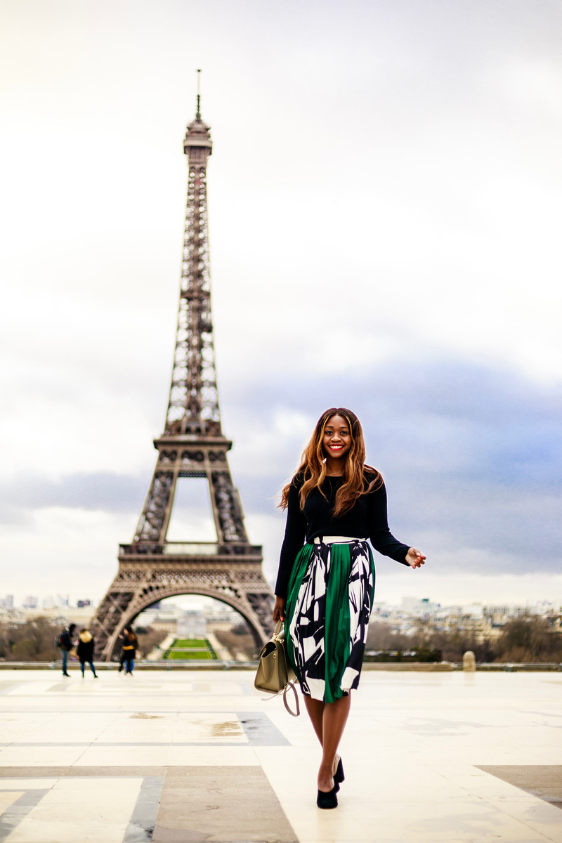 What to Wear in Paris | 2018 Year in Review featured by top DC travel blogger Alicia Tenise