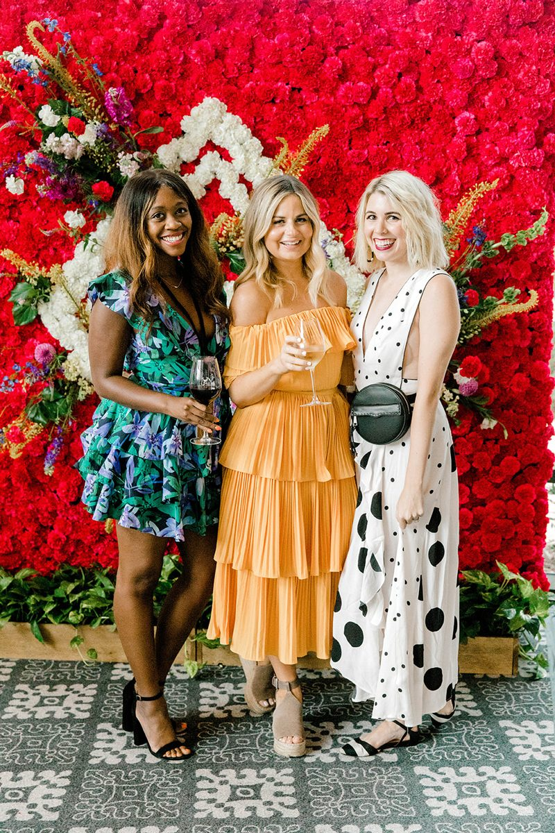 TBScon Welcome Party with Vera Bradley - 5 Travel Blogging Tips I Shared at #TBScon featured by popular DC travel blogger Alicia Tenise
