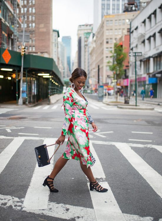 """What to Wear to NYFW - How to Deal With the Blogging Industry and its """"Competition"""" featured by popular Virginia blogger, Alicia Tenise"""
