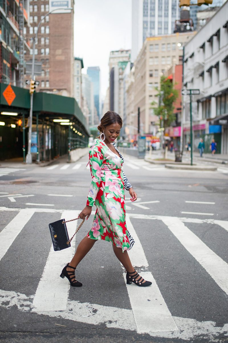 "What to Wear to NYFW - How to Deal With the Blogging Industry and its ""Competition"" featured by popular Virginia blogger, Alicia Tenise"