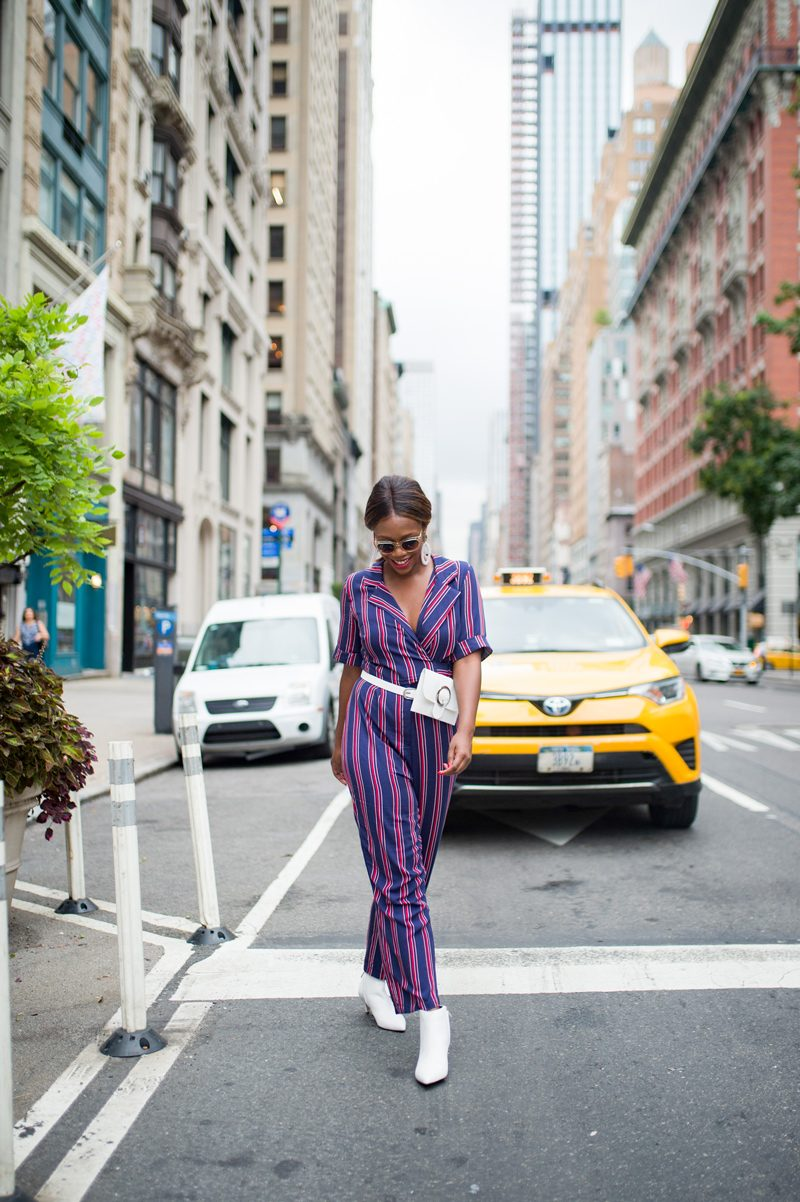 What to Wear to September NYFW | NYFW Recap: Day 1 featured by popular Virginia fashion blogger Alicia Tenise
