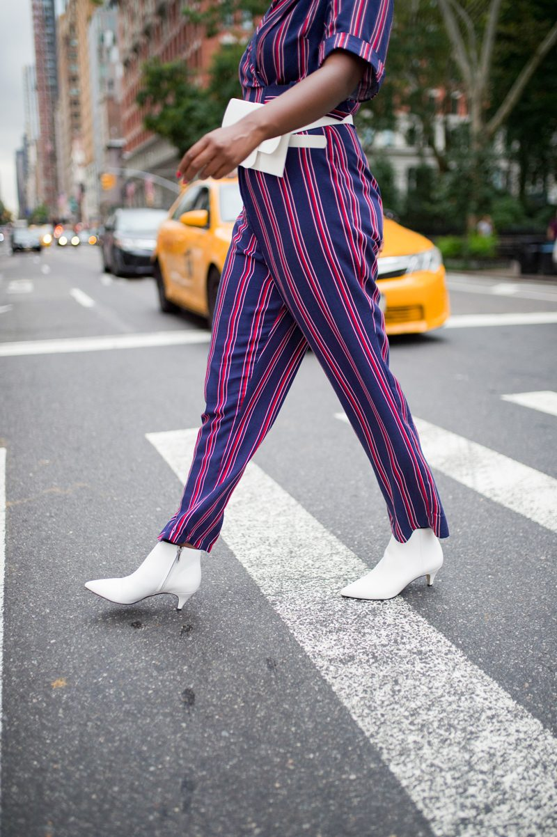 The White Boot Trend at NYFW - The One Question I Wish People Would Stop Asking Me featured by popular Virginia lifestyle blogger, Alicia Tenise