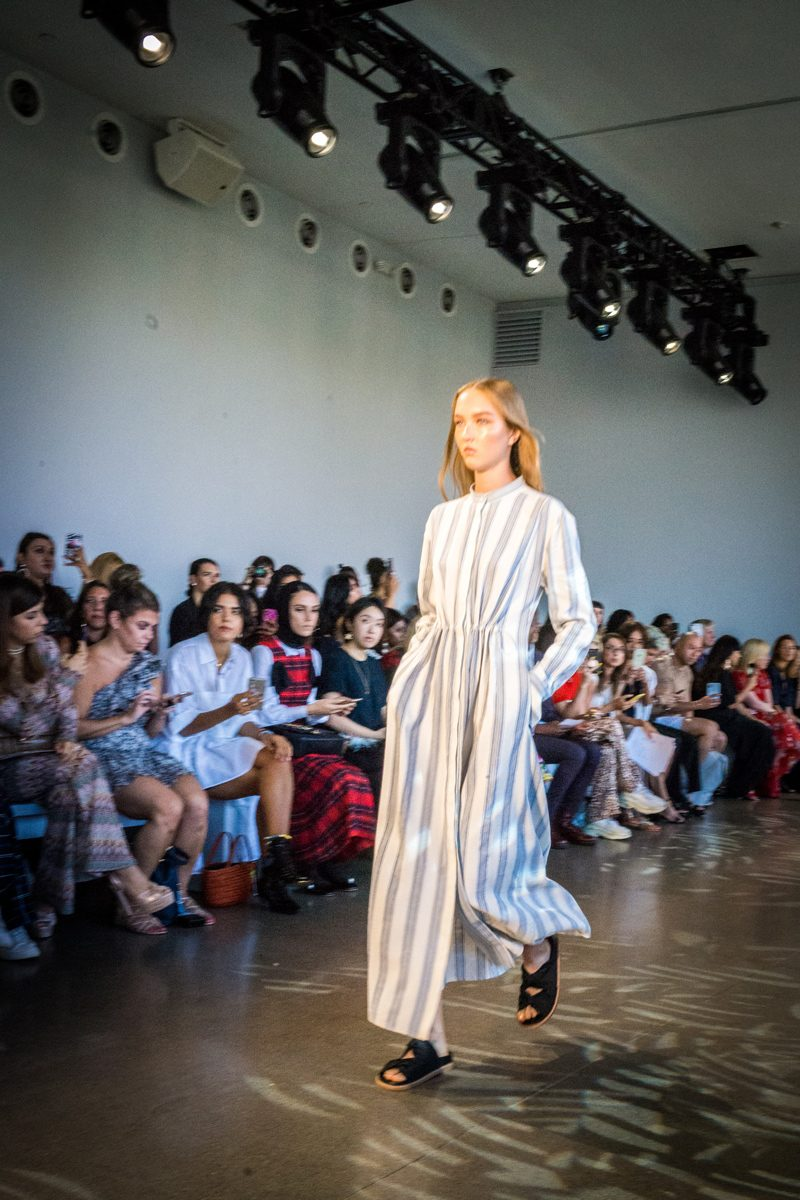 Noon by Noor NYFW | NYFW Recap: Day 1 featured by popular Virginia fashion blogger Alicia Tenise