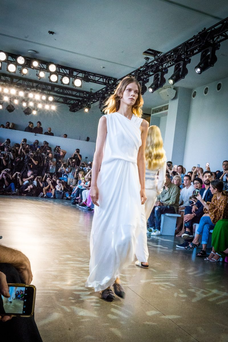 Noon by Noor Spring Summer 2019 | NYFW Recap: Day 1 featured by popular Virginia fashion blogger Alicia Tenise