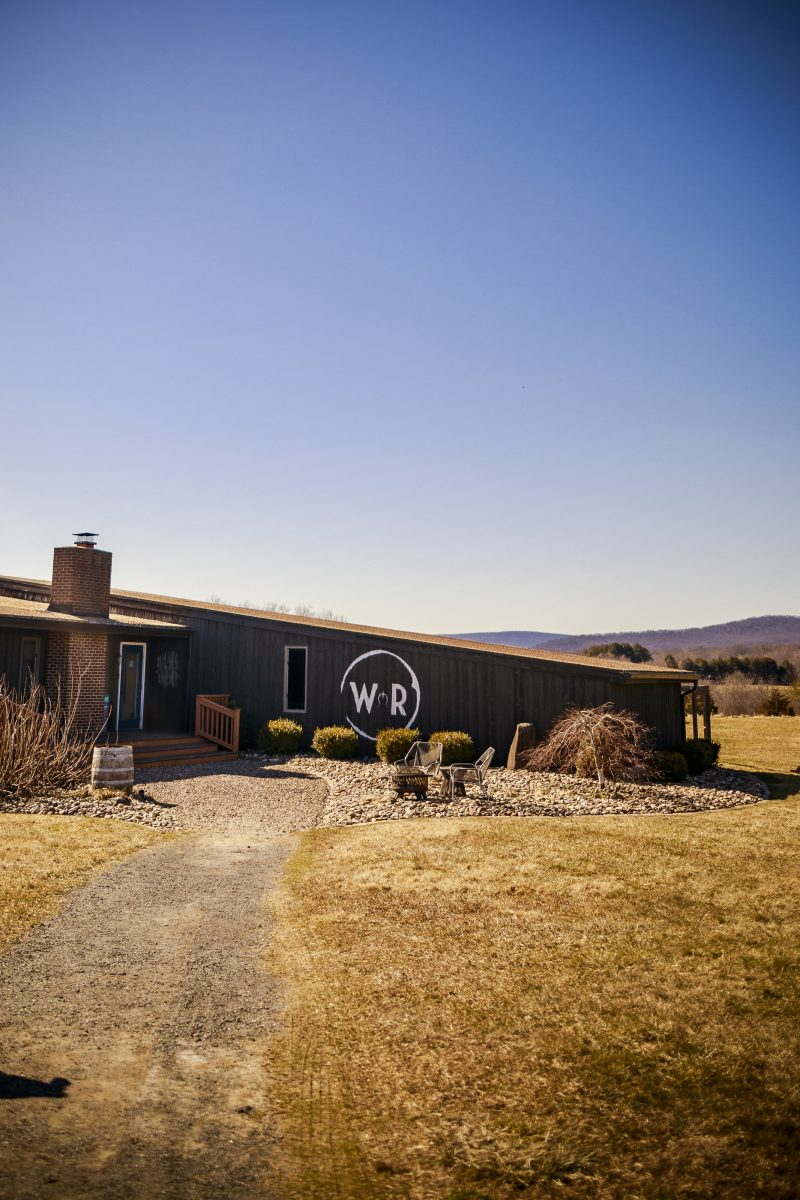 The Wine Reserve at Waterford |Virginia Wineries by popular D.C. travel blogger, Alicia Tenise: image of the Win Reserve.