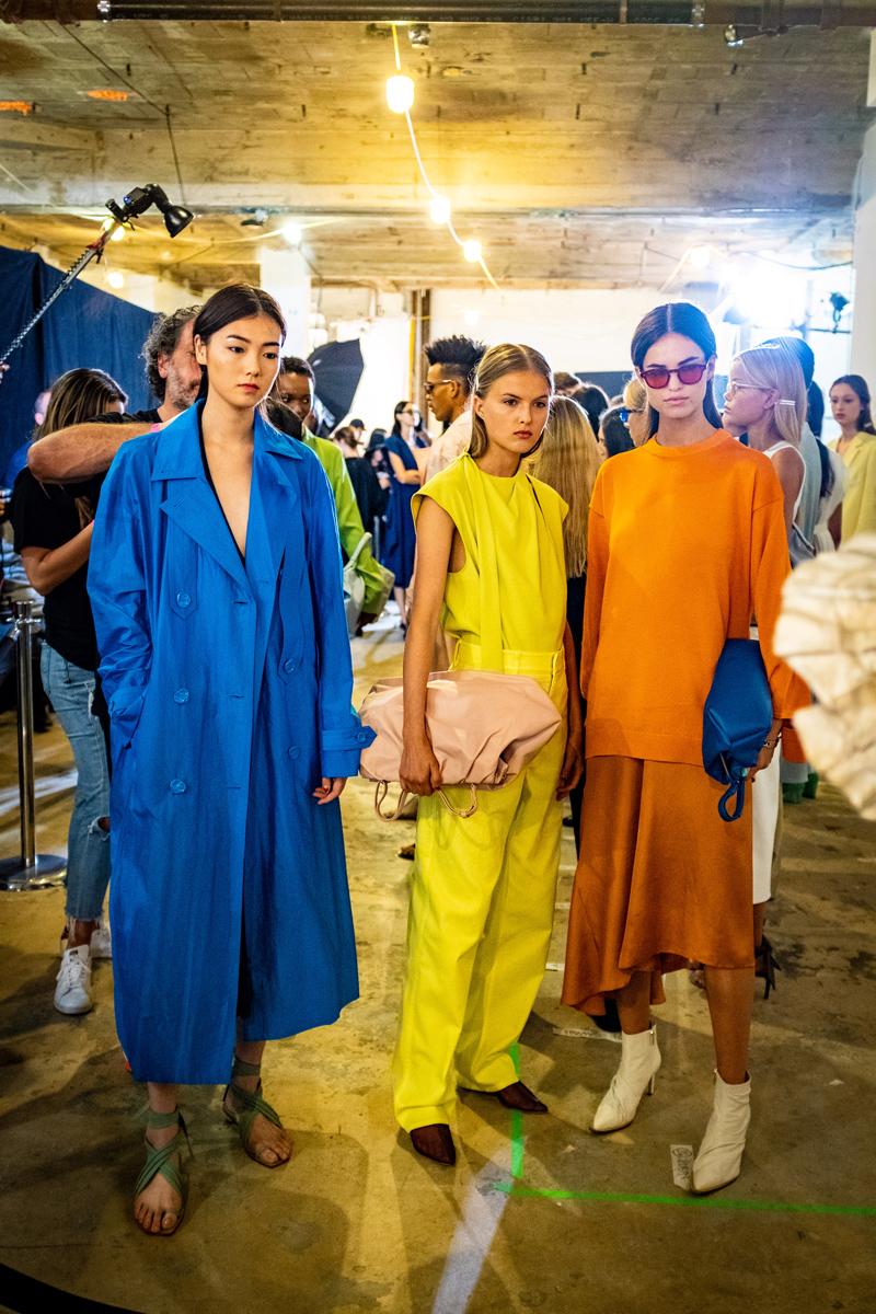 Tibi SS19 | Tibi, Zero + Maria Cornejo | the Kendra Scott x Vogue | NYFW: Days 4-5 Recap featured by top Virginia fashion blog Alicia Tenise