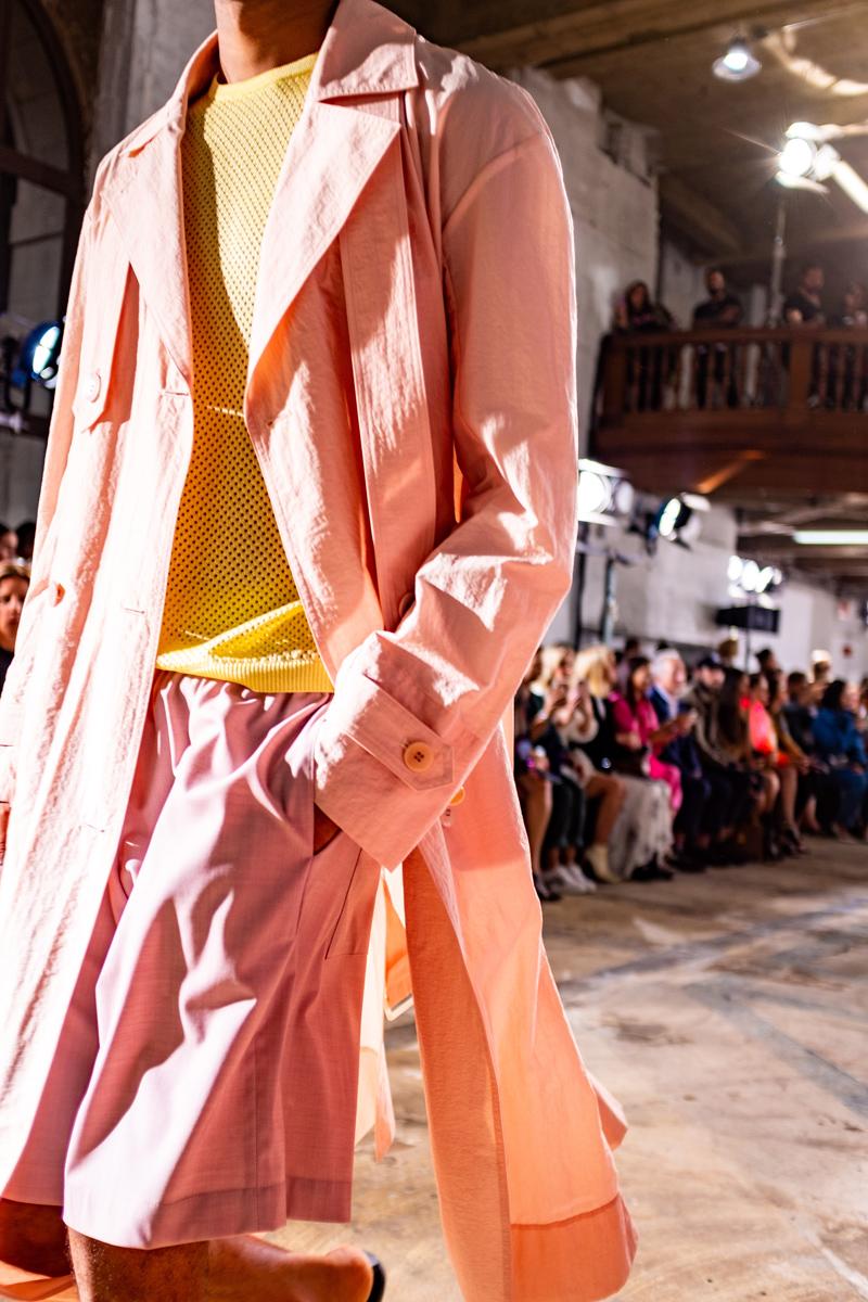 Tibi Runway Spring 2019 | Tibi, Zero + Maria Cornejo | the Kendra Scott x Vogue | NYFW: Days 4-5 Recap featured by top Virginia fashion blog Alicia Tenise