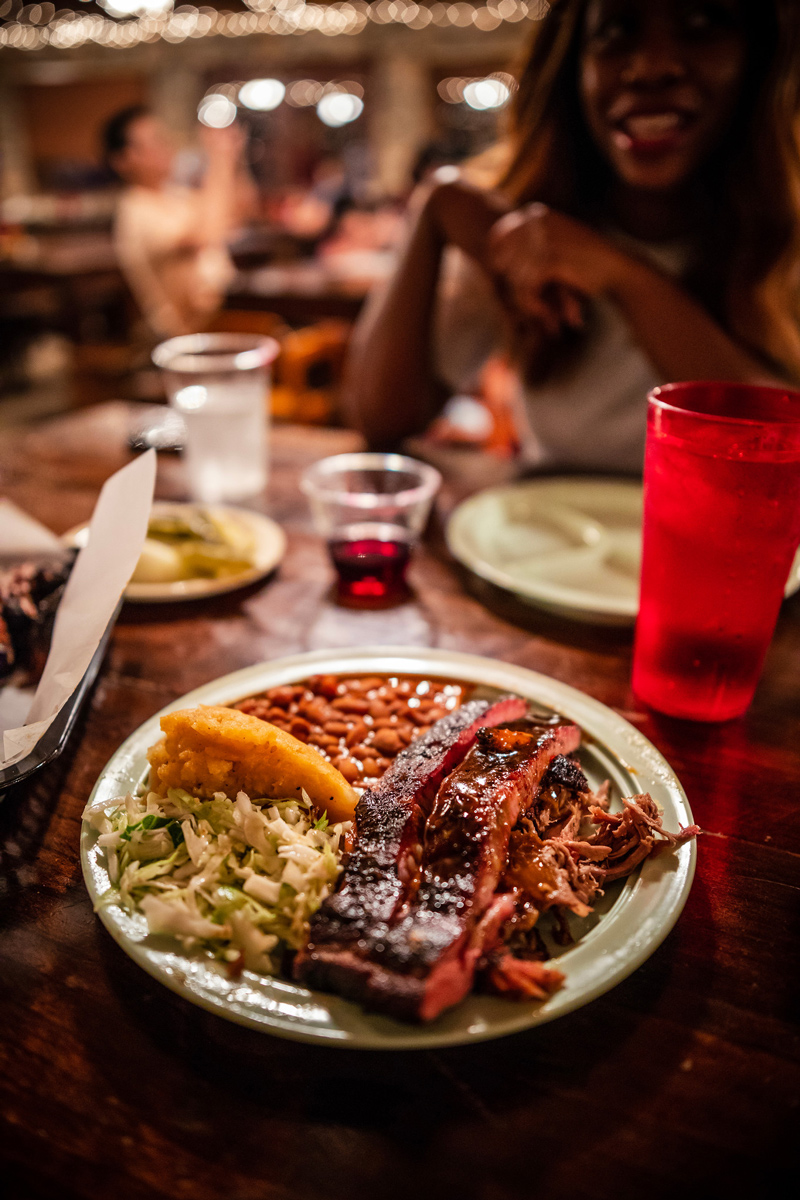 Salt Lick BBQ | The Ultimate Guide of Things to Do in Austin TX featured by top Virginia travel blog Alicia Tenise