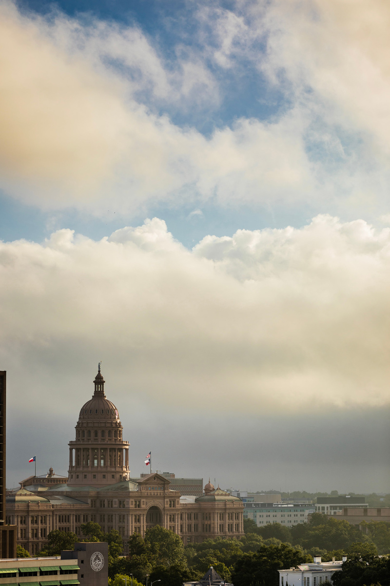 Texas State Capitol | The Ultimate Guide of Things to Do in Austin TX featured by top Virginia travel blog Alicia Tenise
