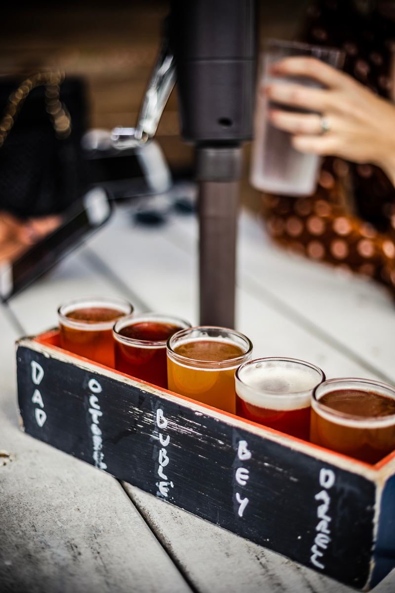 St. Elmo Brewing Company | The Ultimate Guide of Things to Do in Austin TX featured by top Virginia travel blog Alicia Tenise