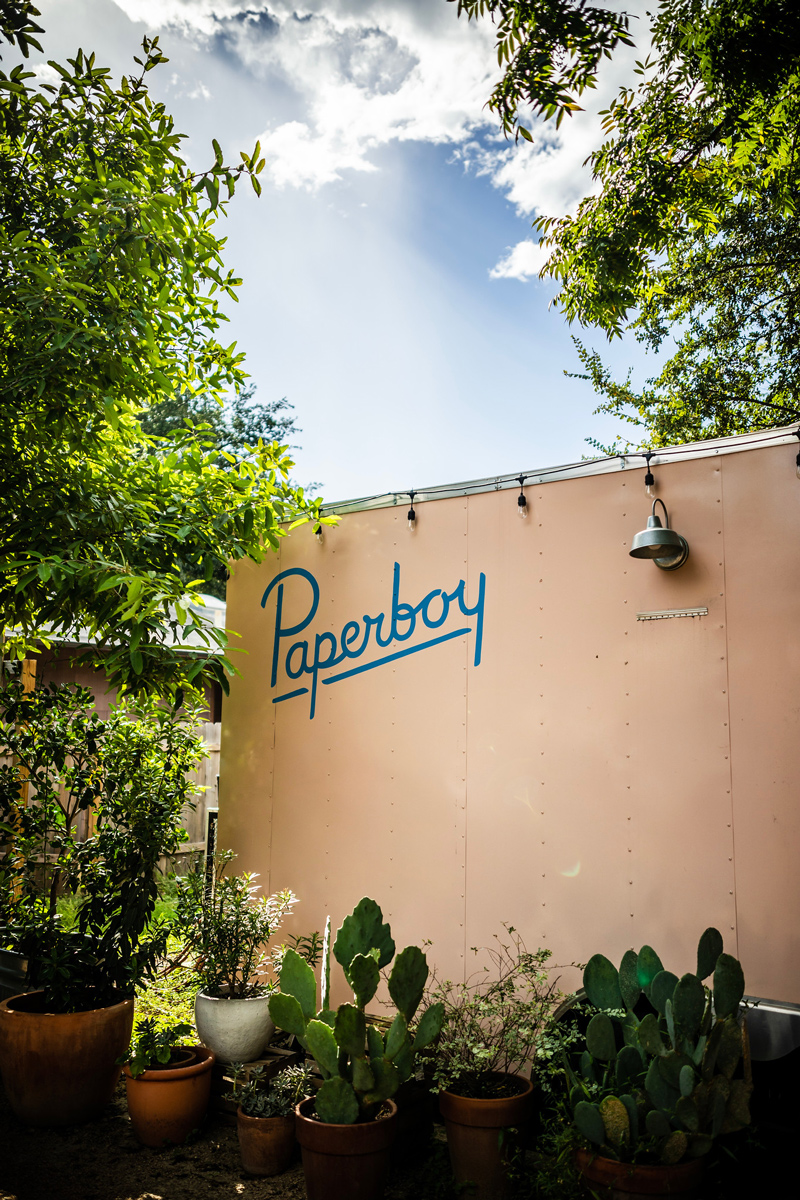 Paperboy Austin | The Ultimate Guide of Things to Do in Austin TX featured by top Virginia travel blog Alicia Tenise