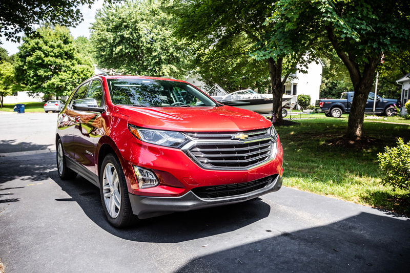 2018 Chevy Equinox | 4 Road Trip Pit Stops in the Mid-Atlantic You Need to Visit featured by top Virginia travel blog Alicia Tenise