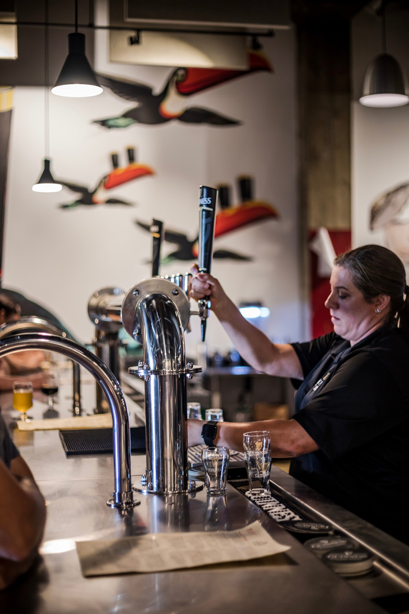 Guinness Brewery Baltimore   4 Road Trip Pit Stops in the Mid-Atlantic You Need to Visit featured by top Virginia travel blog Alicia Tenise