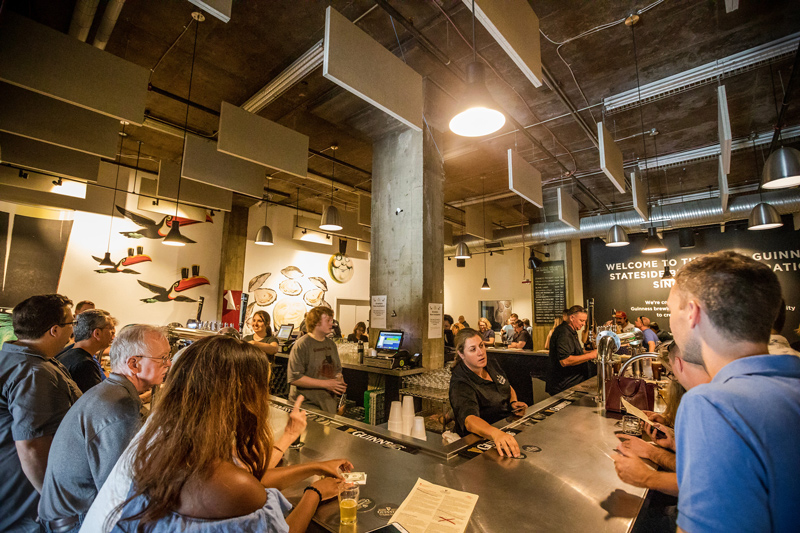 Guinness Open Gate Brewery & Barrel House   4 Road Trip Pit Stops in the Mid-Atlantic You Need to Visit featured by top Virginia travel blog Alicia Tenise