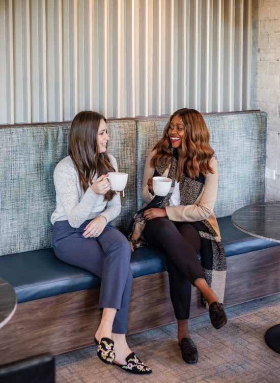 Pants at LOFT | Business Casual Work Outfits for Fall featured by top Virginia fashion blog, Alicia Tenise