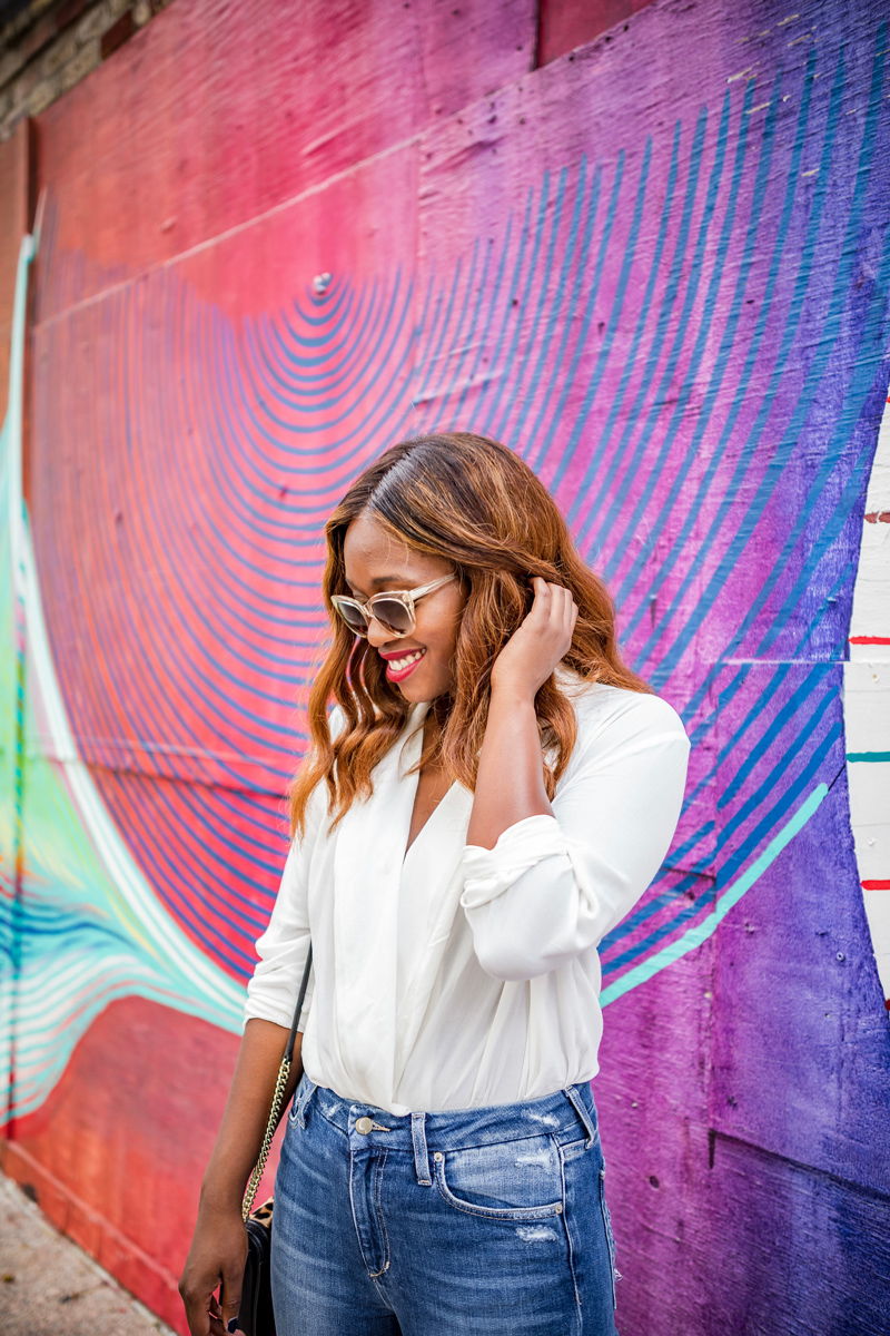 Warby Parker Tilley Sunglasses | South Moon Under Denim Sale | The Best Thing You Can Do For This Country Right Now -- Register to Vote featured by top Virginia lifestyle blog Alicia Tenise