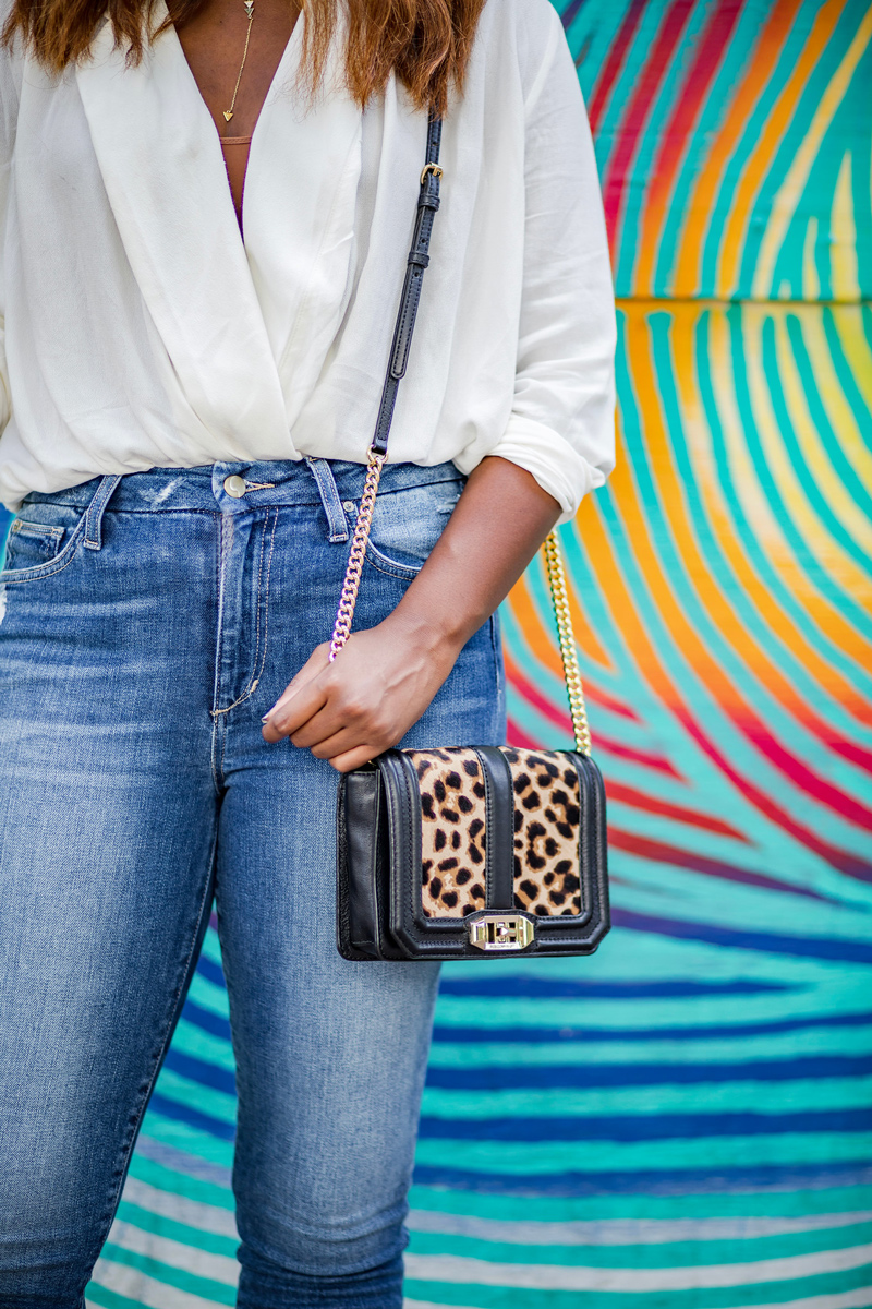 Rebecca Minkoff Small Love Genuine Calf Hair Crossbody Bag | South Moon Under Denim Sale | The Best Thing You Can Do For This Country Right Now -- Register to Vote featured by top Virginia lifestyle blog Alicia Tenise