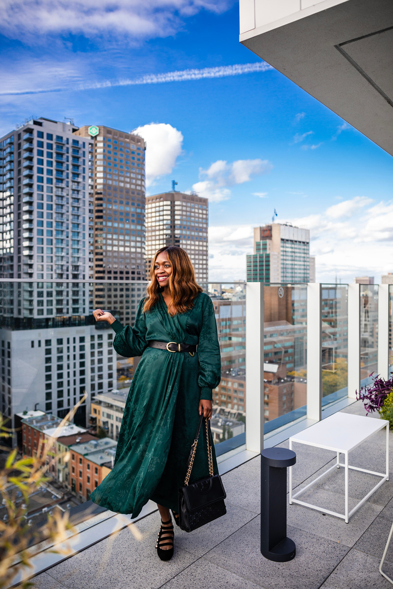 Where to Stay in Downtown Montreal: Hotel Monville featured by top Virginia travel blog Alicia Tenise