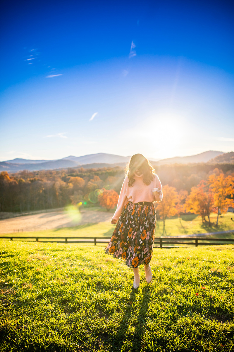 Ragged Branch Distillery | What to Wear to a Winery featured by to Virginia fashion blog Alicia Tenise