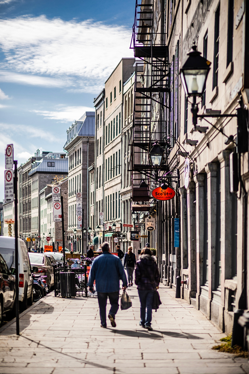Old Montreal | The Ultimate Guide to Montreal featured by top Virginia travel blogger Alicia Tenise
