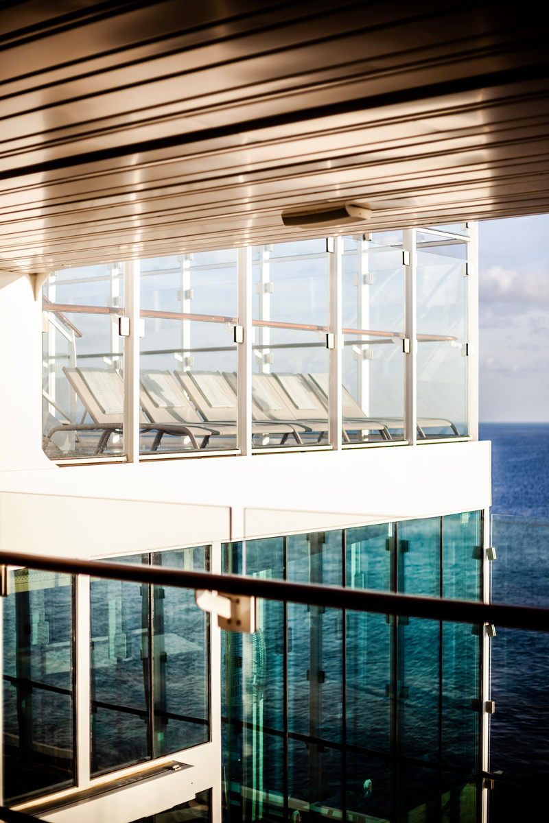 | Top DC Travel Blogger Alicia Tenise exclusively reviews the brand new Celebrity Edge cruise ship
