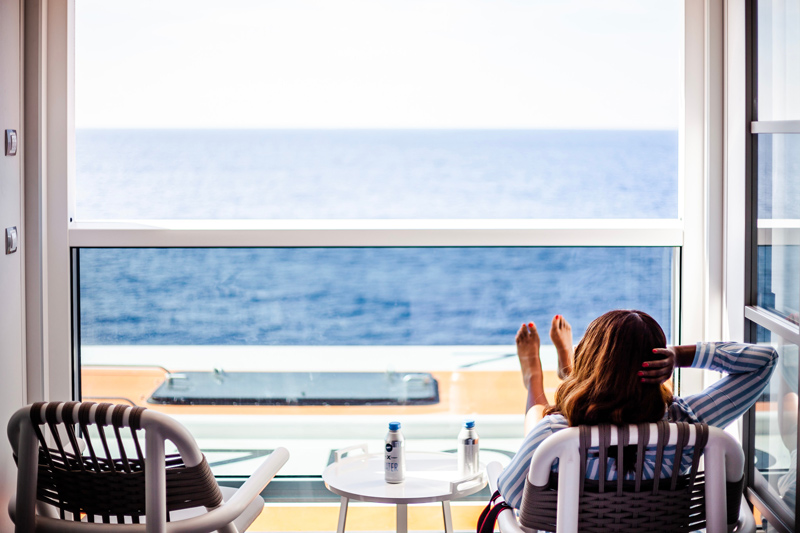   Top DC Travel Blogger Alicia Tenise exclusively reviews the brand new Celebrity Edge cruise ship