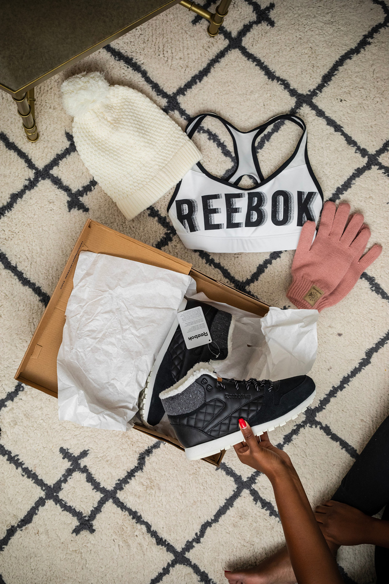Gift Ideas for Her from Reebok - The Best Fitness Gift Ideas for the Workout Junkie featured by top DC life and style blogger, Alicia Tenise