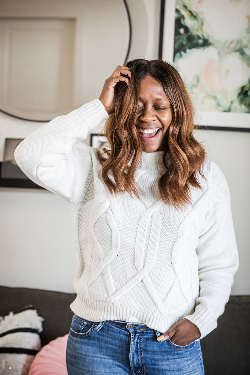 Advanced Clinicals No Makeup Selfie | Advanced Clinicals: the Affordable Skincare Line You Need to Try featured by top DC beauty blogger Alicia Tenise