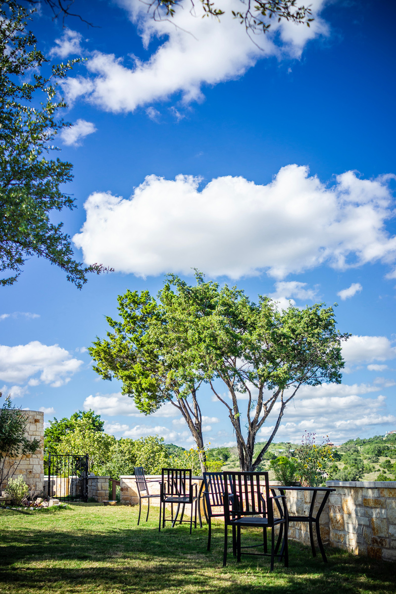 El Gaucho Spicewood Texas   Duchman Family Winery   Salt Lick Cellars   The Best Wineries in Texas Hill Country featured by top US travel blogger, Alicia Tenise: Image at Ron Yates Wines