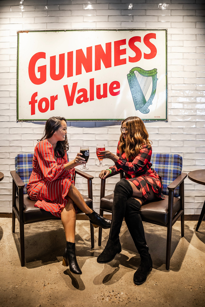 Guinness Open Gate Brewery & Barrel House | Layover | Travel | Airport | 5 Awesome Things to Do Near BWI featured by top DC travel blogger Alicia Tenise