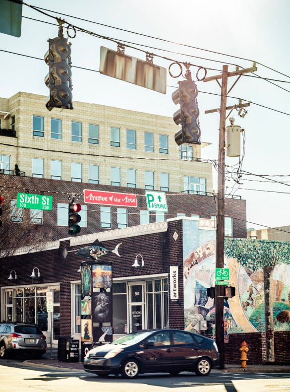 Best Places to Eat in Winston-Salem featured by top US travel blogger Alicia Tenise
