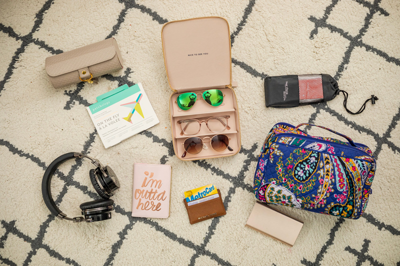 Must Have Travel Accessories featured by top US travel blogger Alicia Tenise