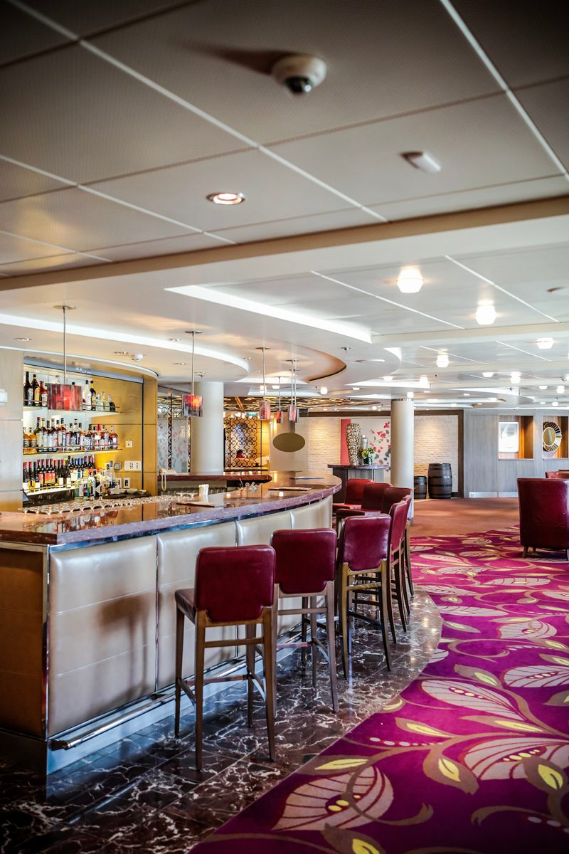 New Celebrity Summit review featured by top US travel blogger, Alicia Tenise: image of Cellar Masters Celebrity Summit