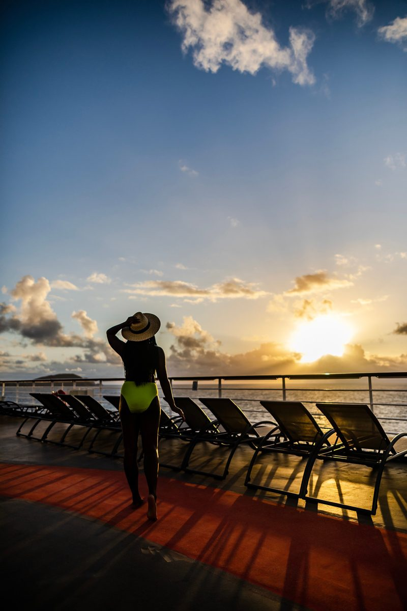 New Celebrity Summit review featured by top US travel blogger, Alicia Tenise: image of Celebrity Summit Review, Celebrity Revolution