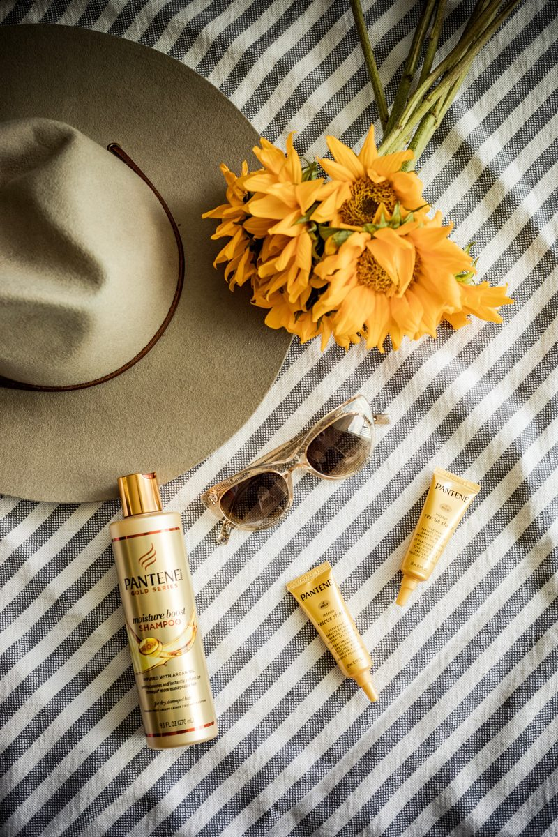 Pantene Pro-V Intense Rescue Shots   Music festival checklist: 6 essentials you need to pack, featured by top US life and style blogger, Alicia Tenise