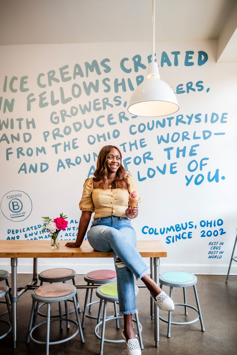 Weekend in Columbus Ohio featured by top US travel blogger Alicia Tenise