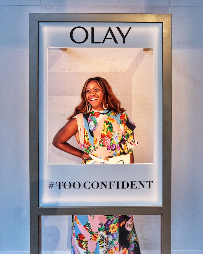 Olay #FearlessSquad Recap featured by top US beauty blogger, Alicia Tenise