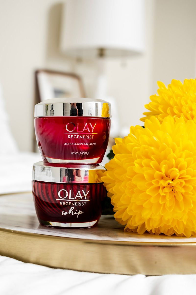 Olay #FearlessSquad Recap featured by top US beauty blogger, Alicia Tenise: image of OLAY Regenerist