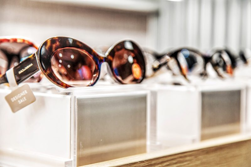 The Grand Reopening of LensCrafters Arlington, VA featured by top VA life and style blogger, Alicia Tenise