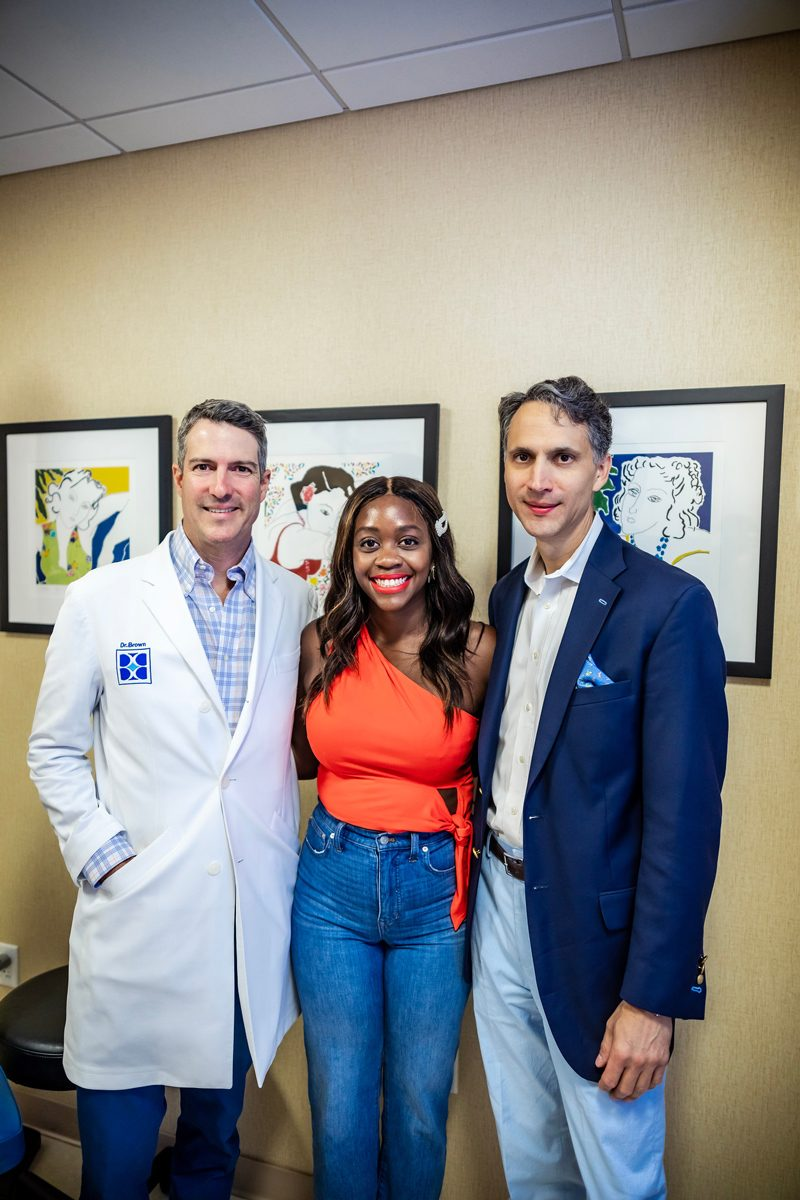 Breast Augmentation Experience at Bruno Brown Plastic Surgery, a review featured by top US life and style blogger, Alicia Tenise