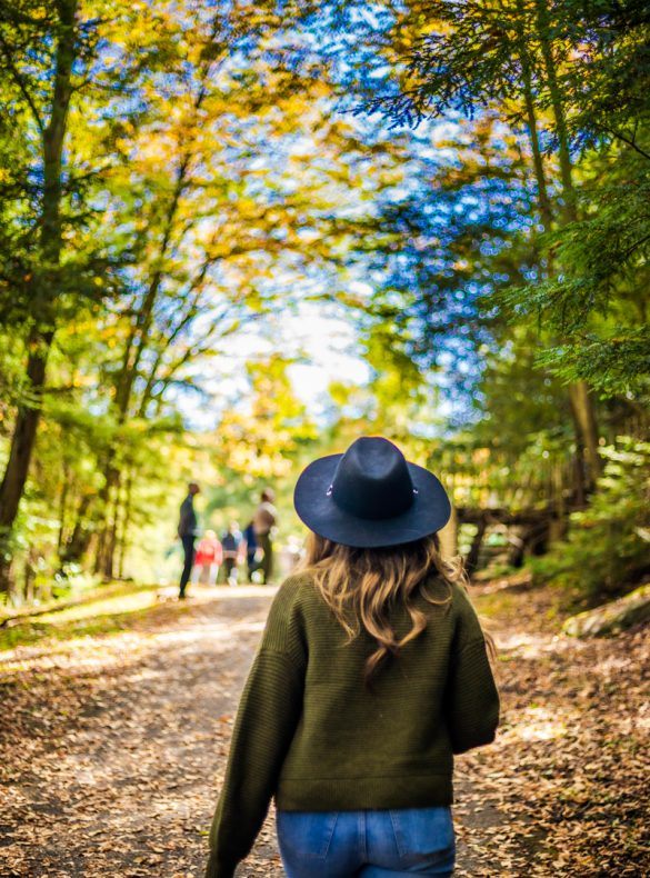 Fall Weekend Getaway in Canaan Valley WV featured by top US travel blogger, Alicia Tenise: Fall Destination Unknown Contest